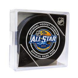 Oficiální puk utkání All Star Game NHL 2018 Tampa Bay Ligtning