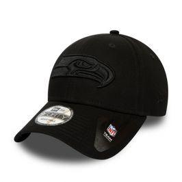 Kšiltovka New Era 9Forty Snapback NFL Seattle Seahawks Black