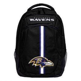 Batoh Forever Collectibles Action Backpack NFL Baltimore Ravens