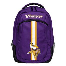 Batoh Forever Collectibles Action Backpack NFL Minnesota Vikings