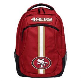 Batoh Forever Collectibles Action Backpack NFL San Francisco 49ers
