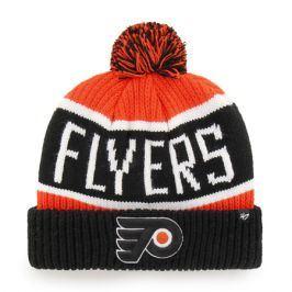Zimní čepice 47 Brand Calgary Cuff Knit NHL Philadelphia Flyers GS19