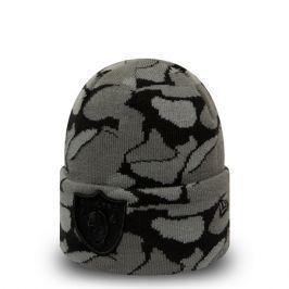 Zimní čepice New Era Engineered Plus Knit NFL Oakland Raiders