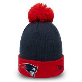 Zimní čepice New Era Pop Team Knit NFL New England Patriots