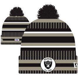 Zimní čepice New Era Onfield Cold Weather Home NFL Oakland Raiders