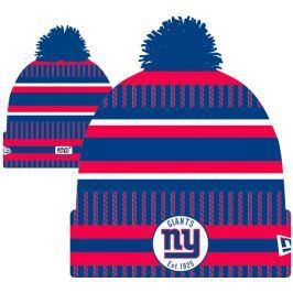 Zimní čepice New Era Onfield Cold Weather Home NFL New York Giants