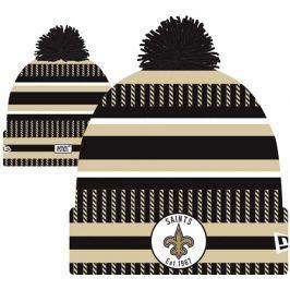 Zimní čepice New Era Onfield Cold Weather Home NFL New Orleans Saints