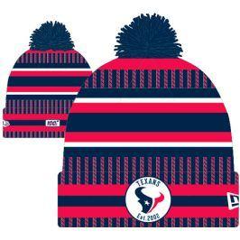 Zimní čepice New Era Onfield Cold Weather Home NFL Houston Texans