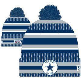 Zimní čepice New Era Onfield Cold Weather Home NFL Dallas Cowboys