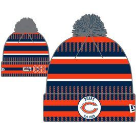 Zimní čepice New Era Onfield Cold Weather Home NFL Chicago Bears
