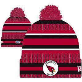 Zimní čepice New Era Onfield Cold Weather Home NFL Arizona Cardinals