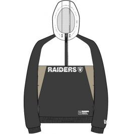 Pánská bunda New Era Colour Block NFL Oakland Raiders