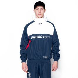 Pánská bunda New Era Colour Block NFL New England Patriots