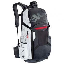 Cyklistický batoh EVOC FR TRAIL UNLIMITED 20l černo-bílý