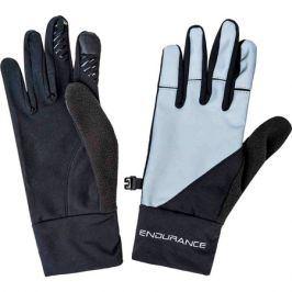 Běžecké rukavice Endurance Mingus černé