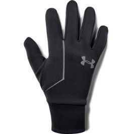 Pánské rukavice Under Armour CGI Run Liner černé