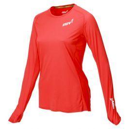 Dámské tričko Inov-8 Base Elite LS červené