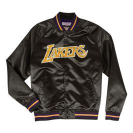 Bunda Mitchell & Ness Lightweight Satin Jacket NBA Los Angeles Lakers