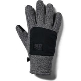Pánské rukavice Under Armour CGI Fleece černé