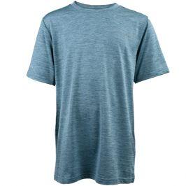 Dětské tričko Endurance Parbin Unisex Melange SS Tee světle modré