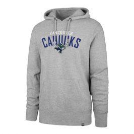 Pánská mikina s kapucí 47 Brand Outrush NHL Vancouver Canucks