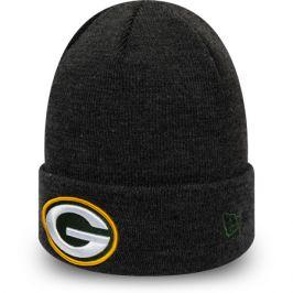 Zimní čepice New Era Heather Essential Knit NFL Green Bay Packers