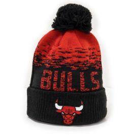 Zimní čepice New Era Sport Knit NBA Chicago Bulls