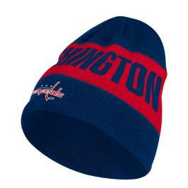 Zimní čepice adidas Beanie NHL Washington Capitals