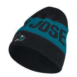 Zimní čepice adidas Beanie NHL San Jose Sharks