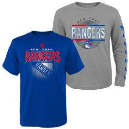 Dětský set trička Outerstuff Evolution NHL New York Rangers