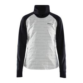 Dámská bunda Craft SubZ bílo-černá