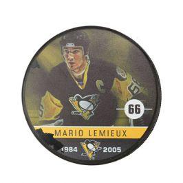 Puk Inglasco NHL Mario Lemieux 66