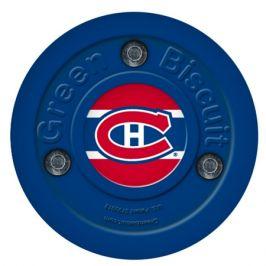 Puk Green Biscuit Montreal Canadiens