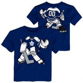 Dětské tričko Outerstuff Goalie Dreams NHL Toronto Maple Leafs