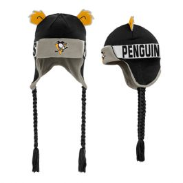 Dětská zimní čepice Outerstuff Multi-Pom NHL Pittsburgh Penguins