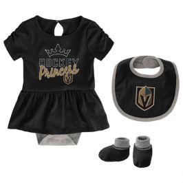 Dětský dívčí set Outerstuff Rule The Rink NHL Vegas Golden Knights