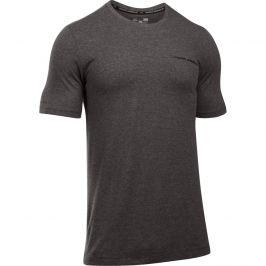 Pánské tričko Under Armour CC SS Tee šedé