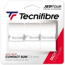 Vrchní omotávka Tecnifibre ATP Contact Slim White