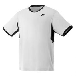 Pánské funkční tričko Yonex YM0010 White
