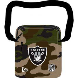 Pánská taška přes rameno New Era Side Bag NFL Oakland Riders