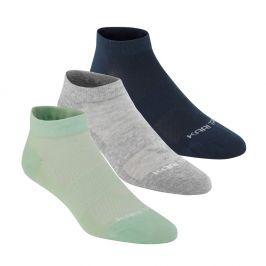 Ponožky Kari Traa Tafis Sock 3pack zelené