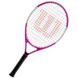 Dětská tenisová raketa Wilson Ultra Pink 23