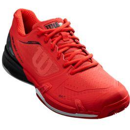 Pánská tenisová obuv Wilson Rush Pro 2.5 2019 Clay Red/Black