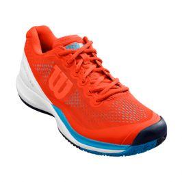 Pánská tenisová obuv Wilson Rush Pro 3.0 Orange