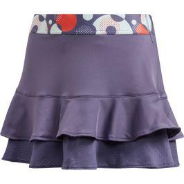Dívčí sukně adidas G Frill Skirt Purple
