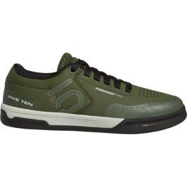 Pánské cyklistické boty adidas Five Ten Freerider Pro zelené