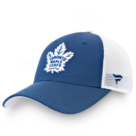 Kšiltovka Fanatics Authentic Pro Rinkside Mesh NHL Toronto Maple Leafs