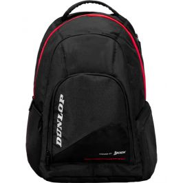 Batoh na rakety Dunlop Performance Backpack Black/Red
