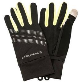 Běžecké rukavice Endurance Sherman žluté