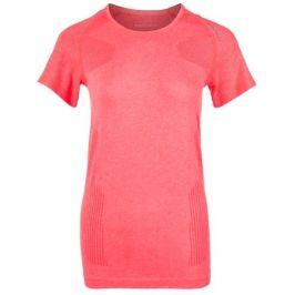Dámské tričko Endurance Vanilla Melange Seamless Tee SS růžové